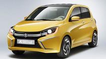 Suzuki Alto successor to receive Celerio name, previewed by A:Wind concept