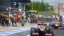 Mandatory pitlane helmets 'crazy' - Lauda