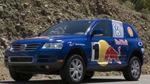 Volkswagen Touareg at Pikes Peak Hill Climb