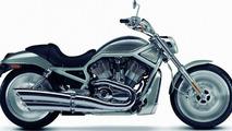 Harley Davidson V-Rod engine