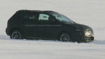 First Pictures of All New Nissan SUV