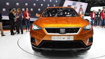 Seat 20V20 concept at 2015 Geneva Motor Show