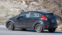Mysterious Ford Fiesta spy photo