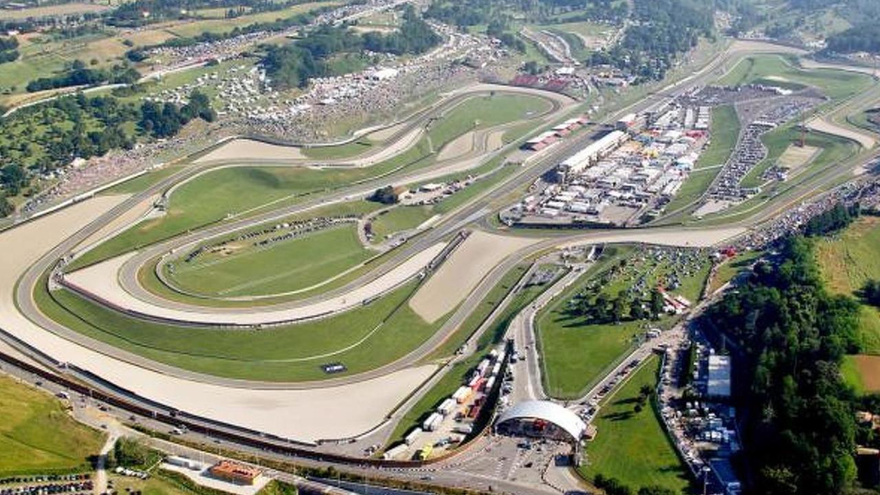Mugello race track / championhelmets.blogspot.com