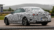 2016 Mercedes-Benz C-Class Cabriolet spied up close