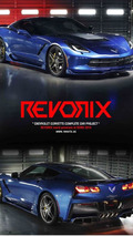 Revorix Corvette headed to SEMA