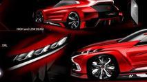 Mitsubishi XR-PHEV Evolution Vision Gran Turismo concept unveiled [video]