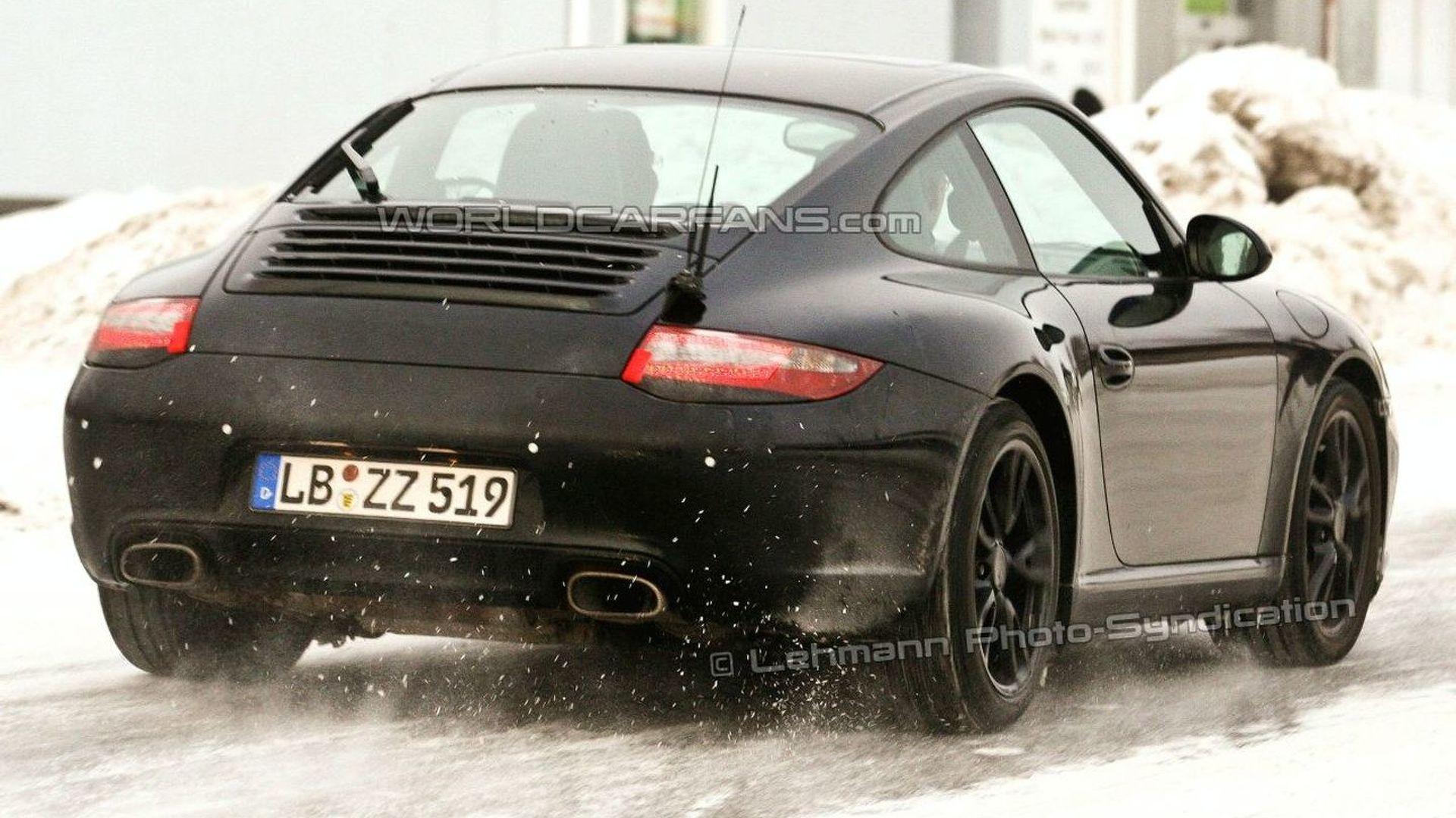 Will Porsche Carrera 4 Switch to Haldex AWD?