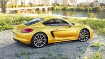 2013 Porsche Cayman heading to L.A. Auto Show