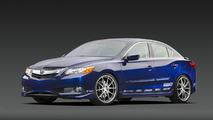 Acura ILX Street Build 30.10.2012