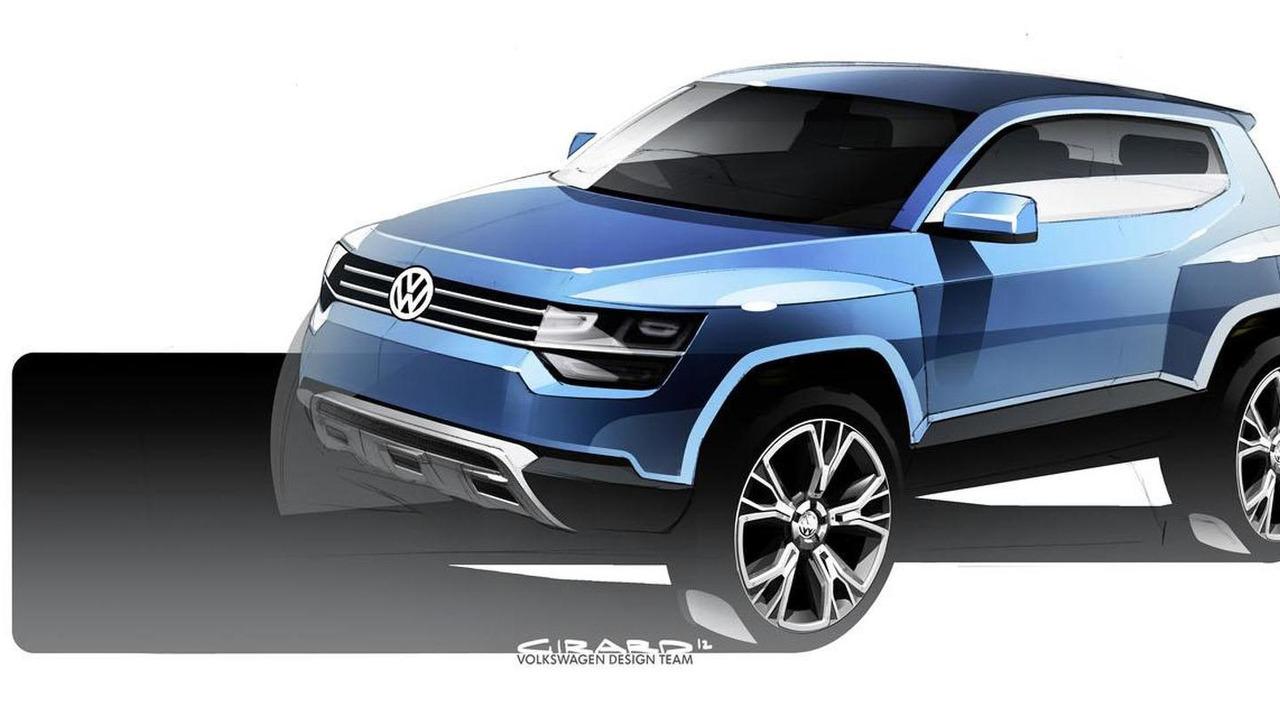 Volkswagen Taigun concept 22.10.2012
