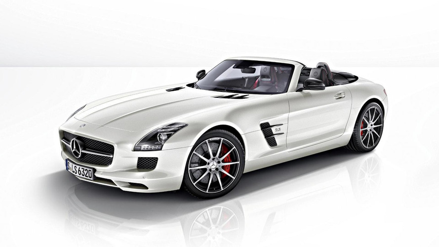 Heavily improved Mercedes-Benz SLS AMG GT replacement announced