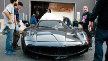 Pagani Huayra Carbon Edition spy photo 05.3.2012