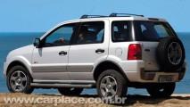 Ford EcoSport chega a marca de 500 mil unidades fabricadas em Camaçari - BA