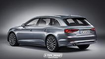 Et si Audi déclinait son A5 en version break ?