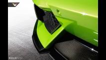 Vorsteiner Lamborghini Aventador-V Verde Ithaca