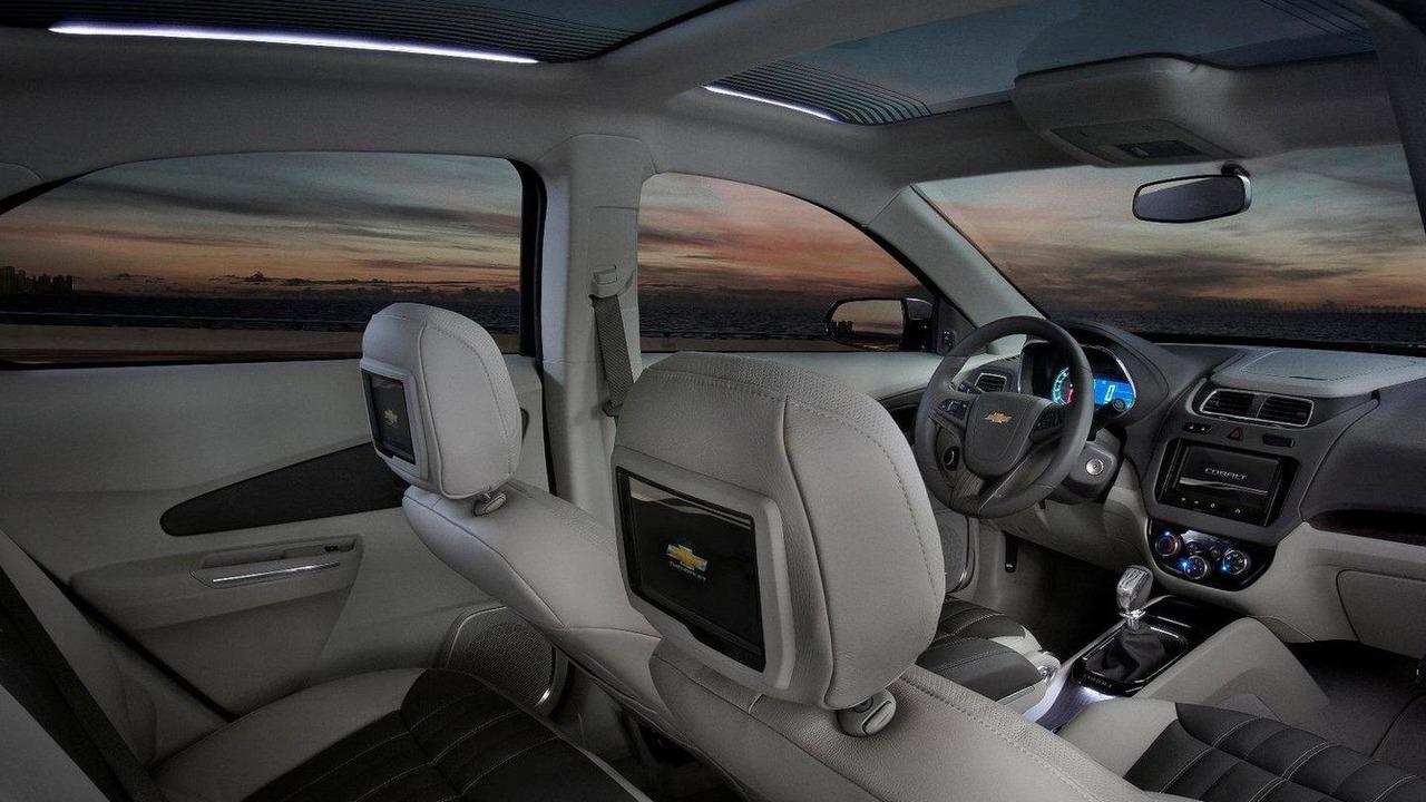 Chevrolet Cobalt Sedan Concept, Buenos Aires Motor Show, 17.06.2011