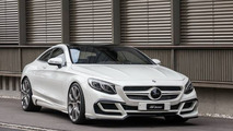 Mercedes S Class Coupe by Fab Design