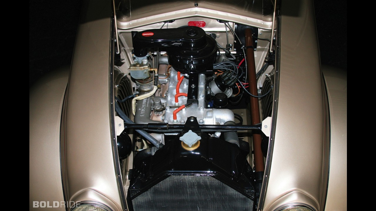Chrysler Airflow 8 C-1 Sedan