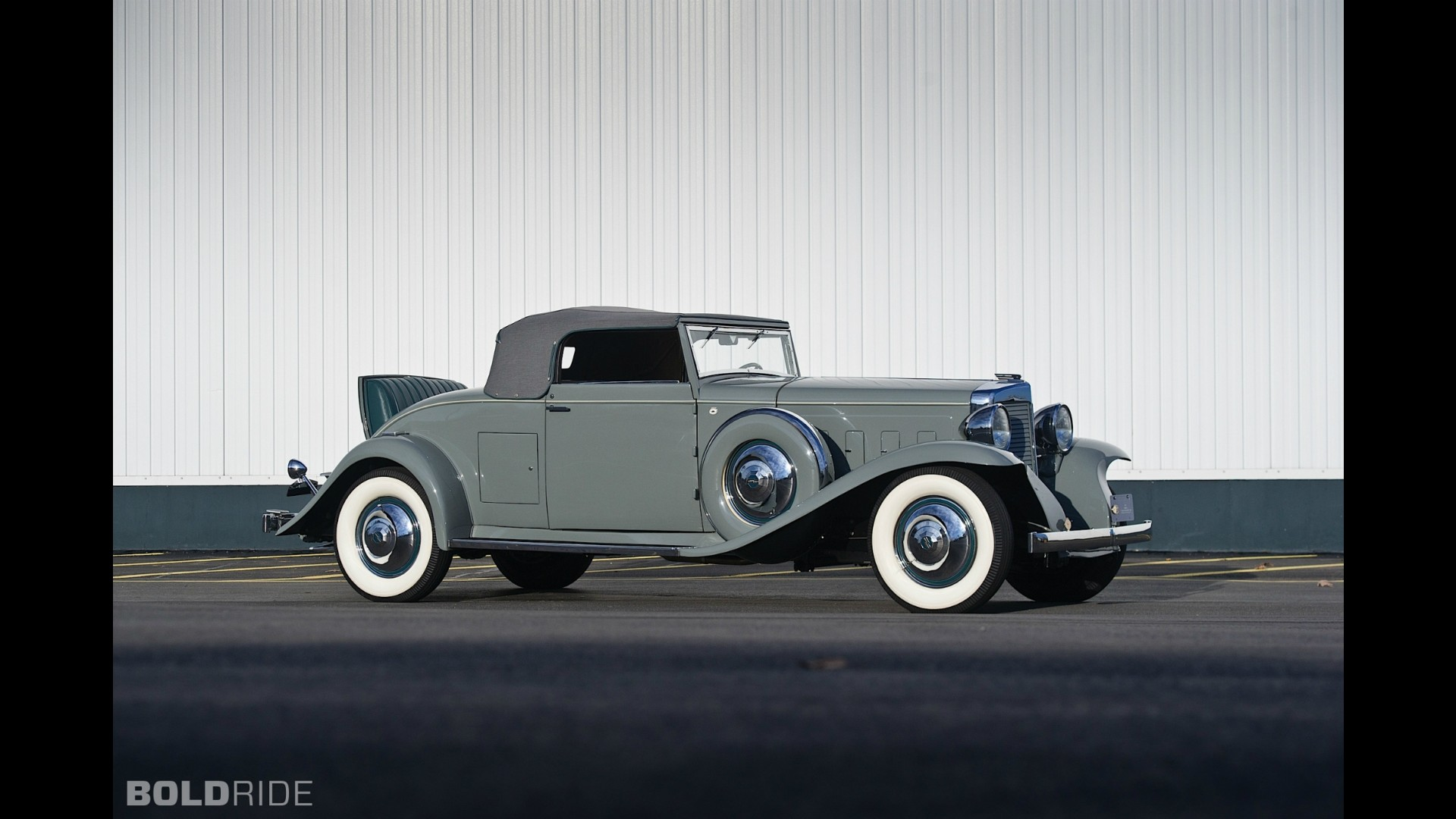 Marmon Sixteen Convertible Coupe