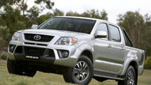 Pre-Production Toyota TRD HiLux at AIMS