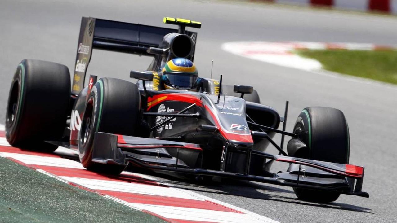 Bruno Senna (BRA), Hispania Racing F1 Team HRT