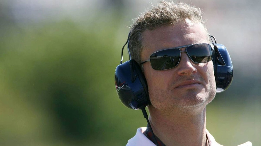 Coulthard admits F1 comeback not possible