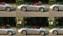 Ferrari 550 GTZ Zagato