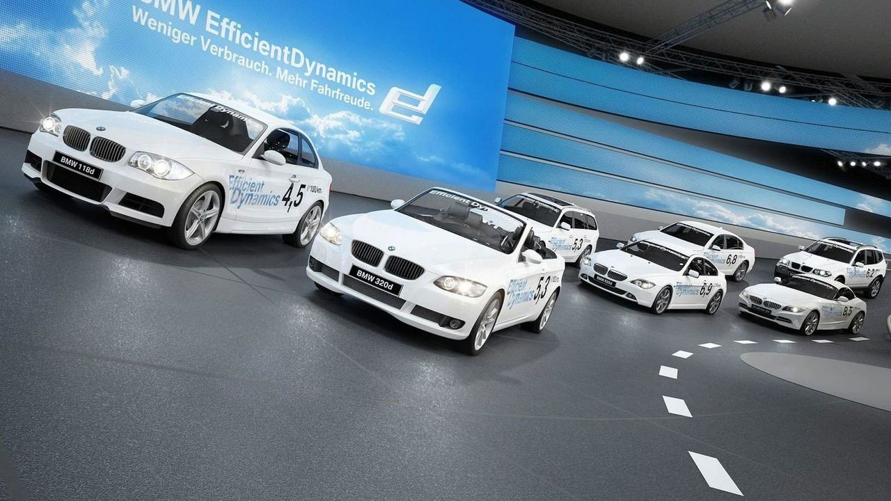 BMW MINI Rolls-Royce IAA 2009 Exhibition Hall 11