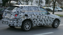 Next Generation BMW X3 Spy Photo
