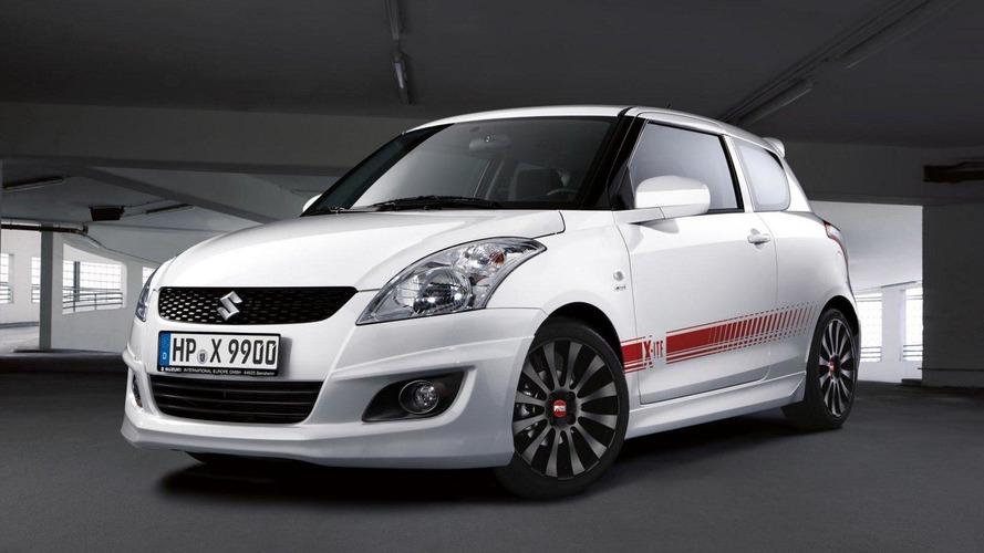 Suzuki Swift X-ITE accessories announced