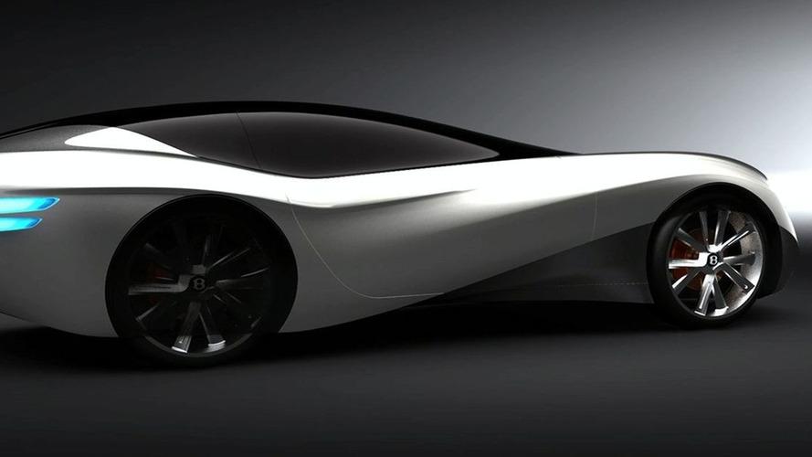 Bentley Backs Future Design Renderings by Top Design Students