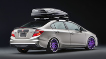 2012 Honda Civic Si Sedan by TJIN Edition for SEMA - 2.11.2011