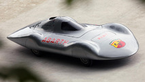 Abarth's record-setting racer glides into Gooding's auction