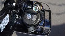 VW Caddy TGI BlueMotion with DSG