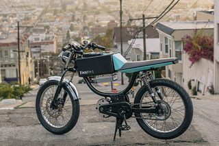 The Bolt M-1 Blends Motorcycle and e-Bike in One Cool Package