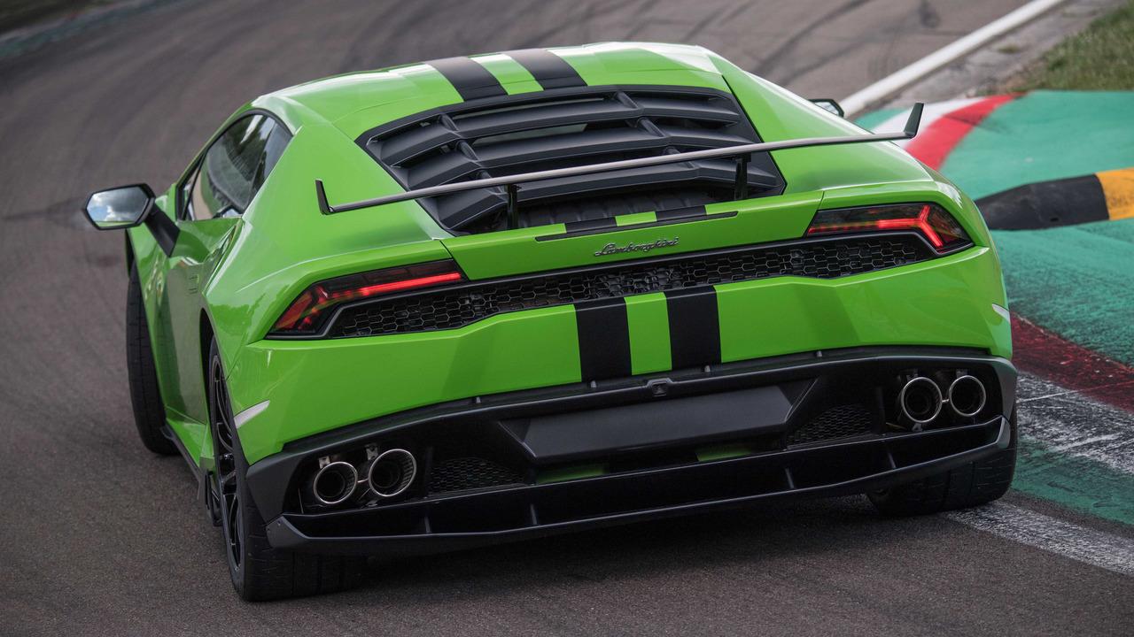 Lamborghini Huracan Options