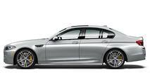 BMW M5 Pure Metal Silver U.S. Spec