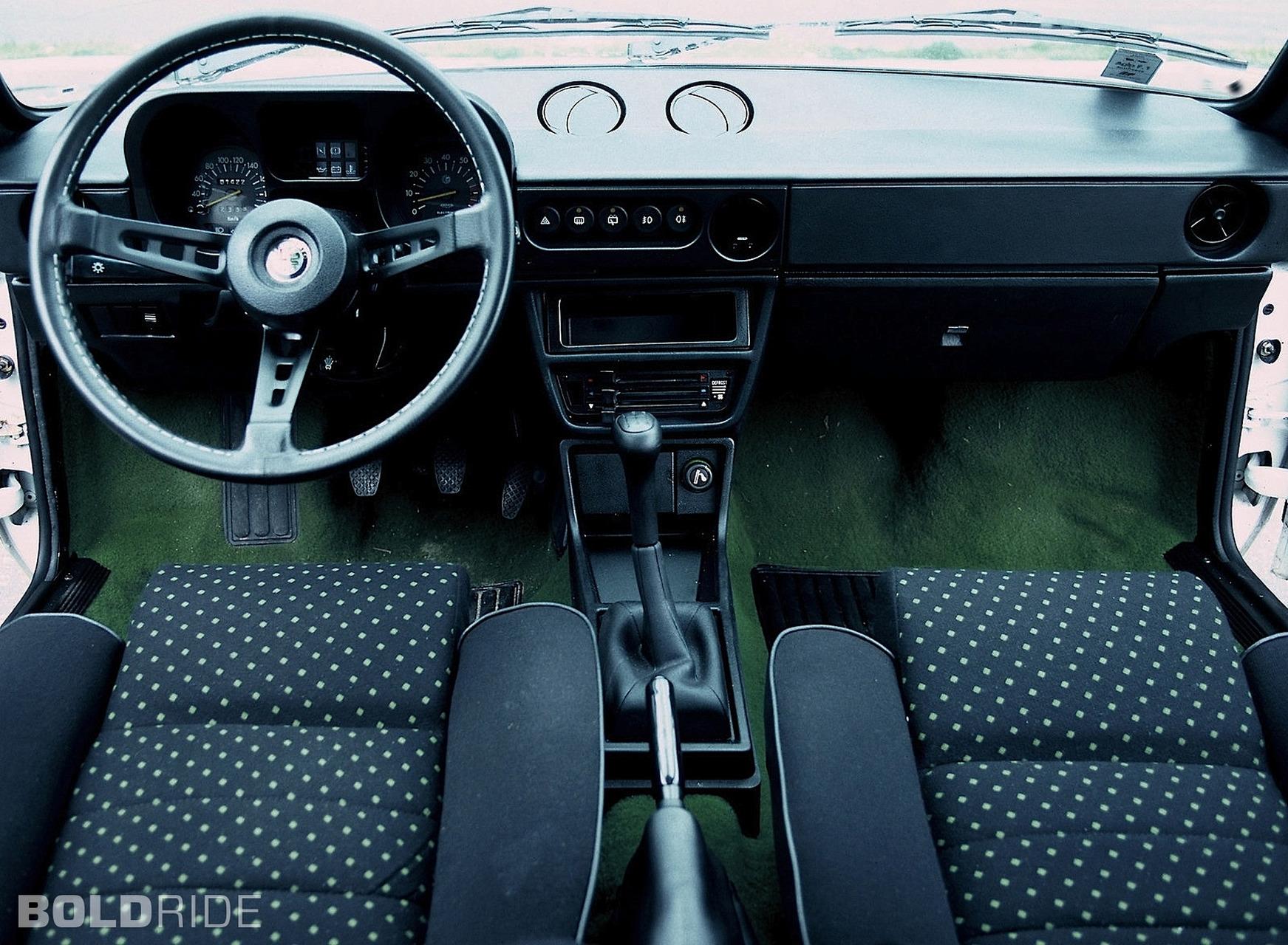 Alfa Romeo Alfasud Sprint Quadrifoglio Verde