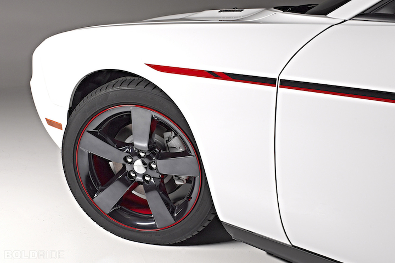 2014 Dodge Challenger Redline Review