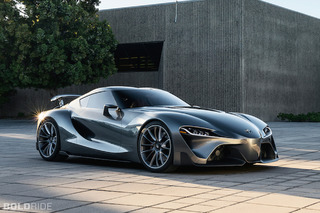 The New Supra Will Be More BMW Than Toyota