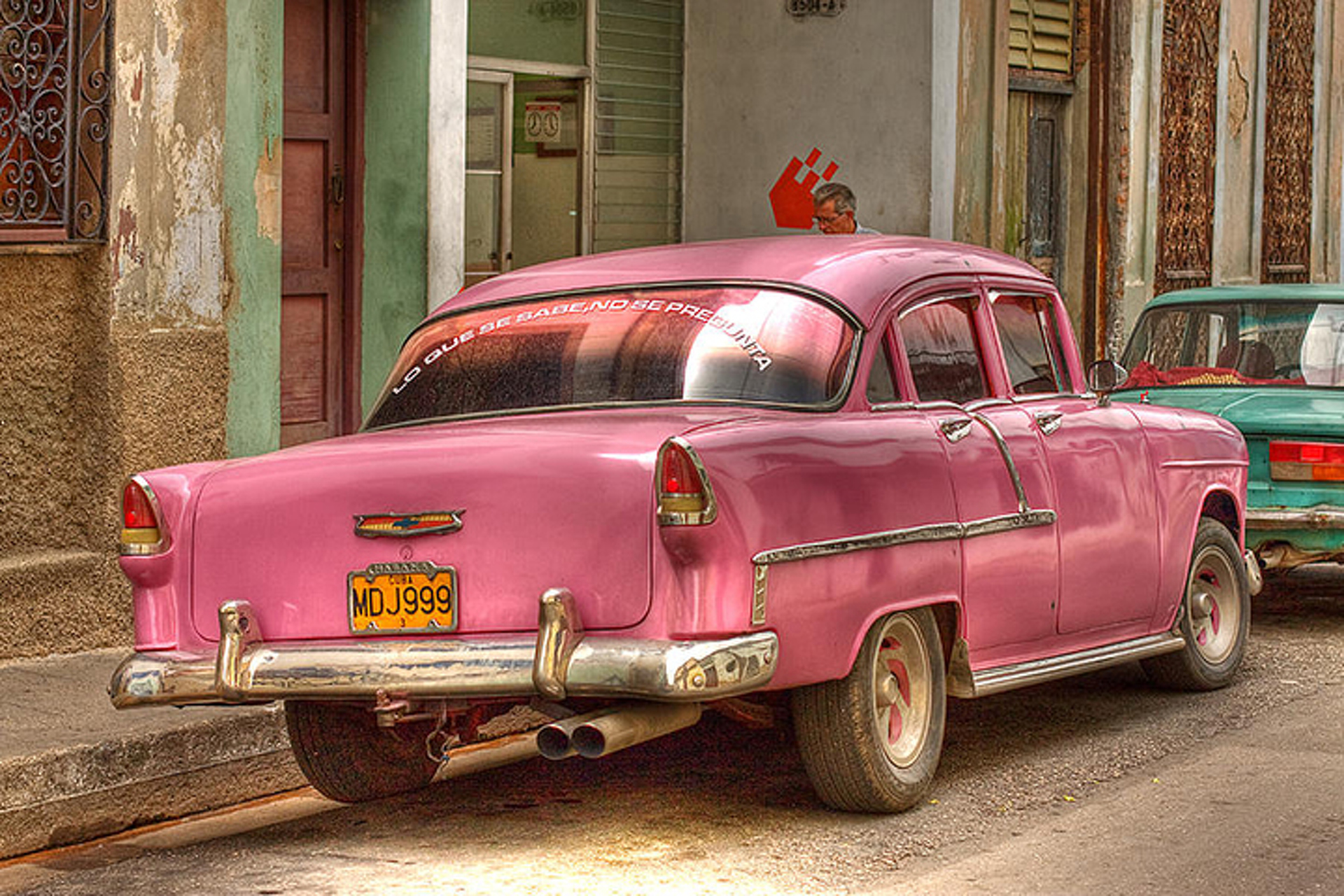 The Myth of Classic American Cars in Cuba