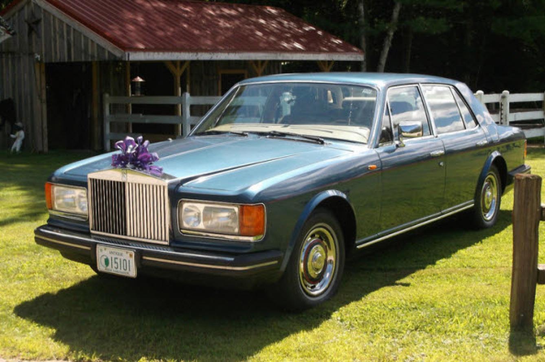 eBay Auction of the Week: 1984 Rolls-Royce Silver Spirit