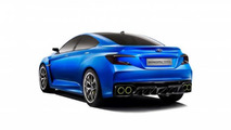 Subaru WRX concept revealed in New York