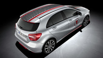 Mercedes A-Class personalization program introduced in Geneva