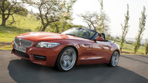 2014 BMW Z4 goes topless in Detroit
