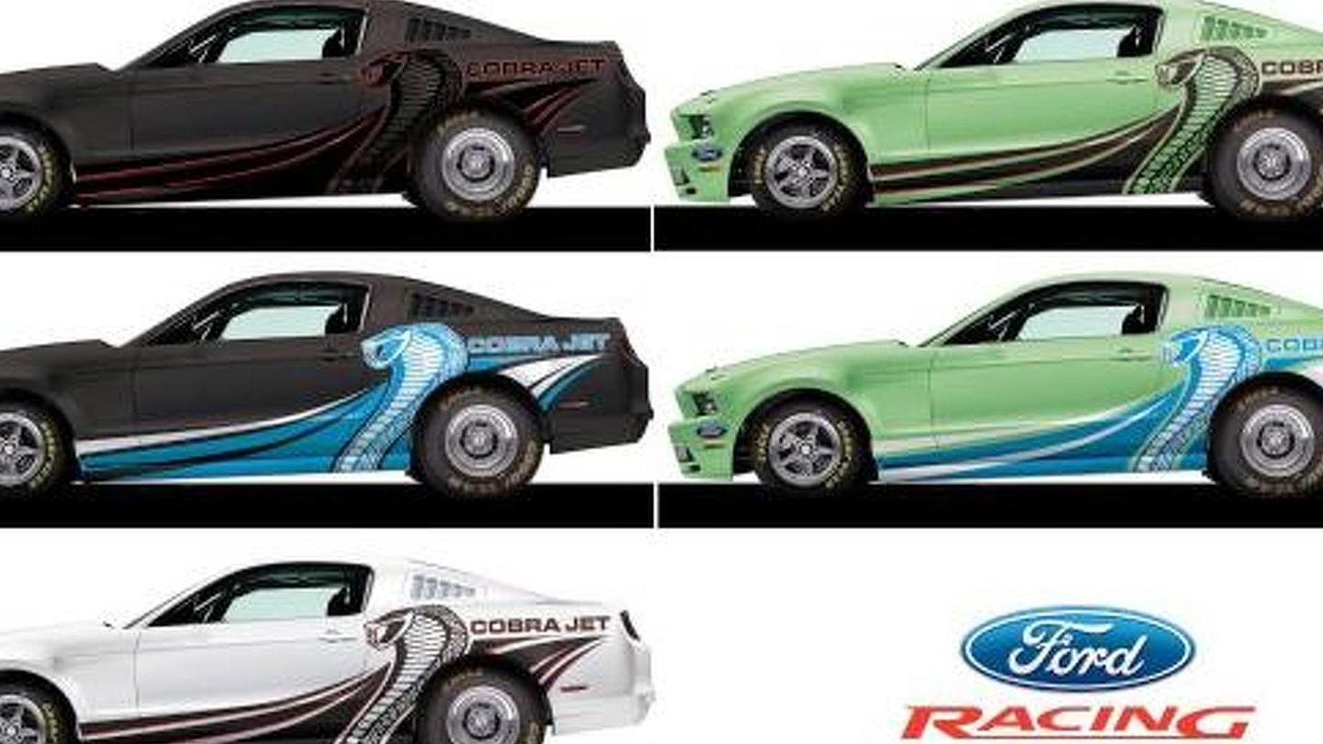 2014 Ford Cobra Jet Mustang introduced
