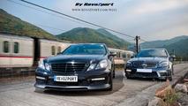 Mercedes E63 AMG by Revozport 28.5.2013