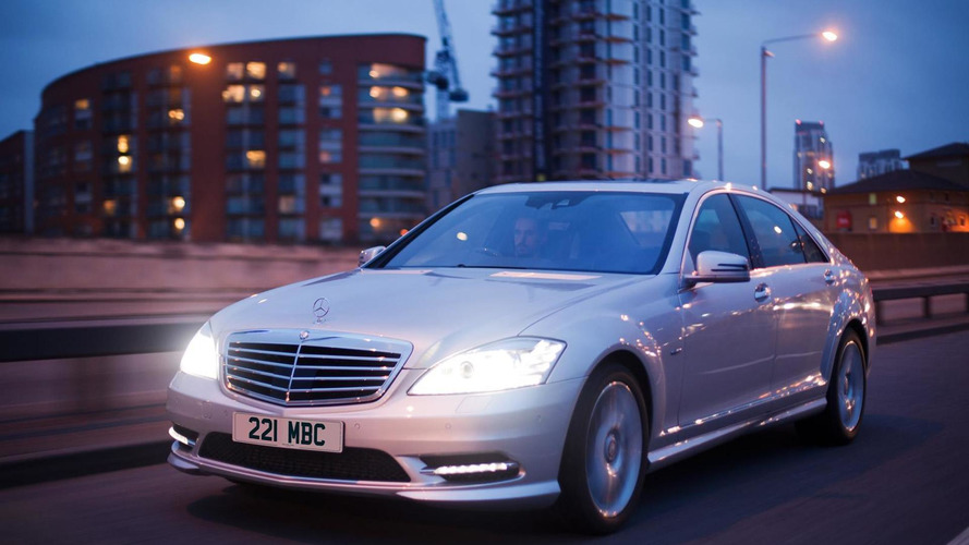 Mercedes-Benz S-Class AMG Sport Edition announced (UK)
