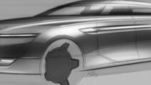 Russian presidential limo concept by Ivan Volkov Yuri Baskakov 25.2.2013